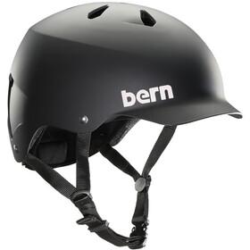 Bern Watts MIPS Helm mattschwarz